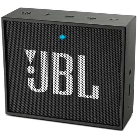 JBL GO Black Bluetooth Speaker