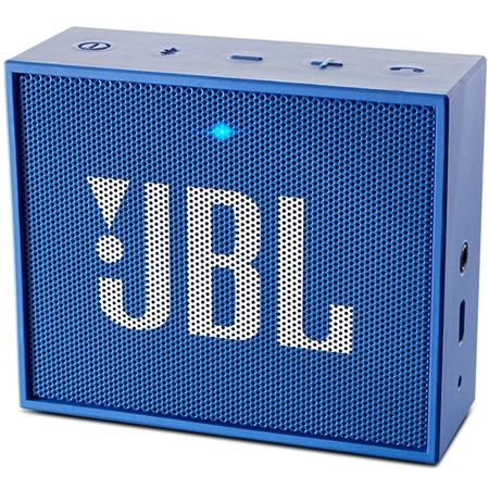 JBL GO Blue Bluetooth Speaker