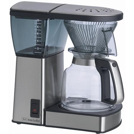 Melitta Excellent Steel Koffiezetapparaat