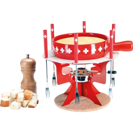 Fritel Fondue mini fondue bar Swiss Cross
