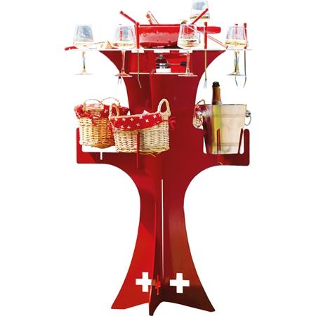 Fritel Fonduebar Swiss design