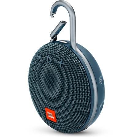 JBL CLIP 3 Ocean Blue Bluetooth Speaker