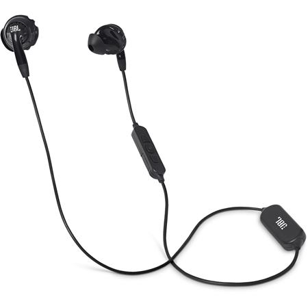 JBL Inspire 500 Black Draadloze in-ear sporthoofdtelefoon
