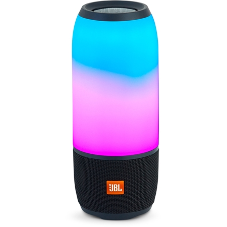 JBL Pulse 3 Black Bluetooth Speaker