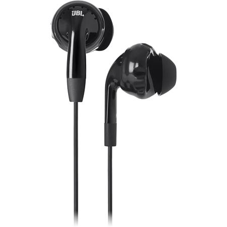 JBL Inspire 100 Black Draadloze in-ear sporthoofdtelefoon