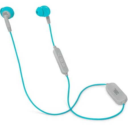 JBL Inspire 500 Women Teal Draadloze in-ear sporthoofdtelefoon