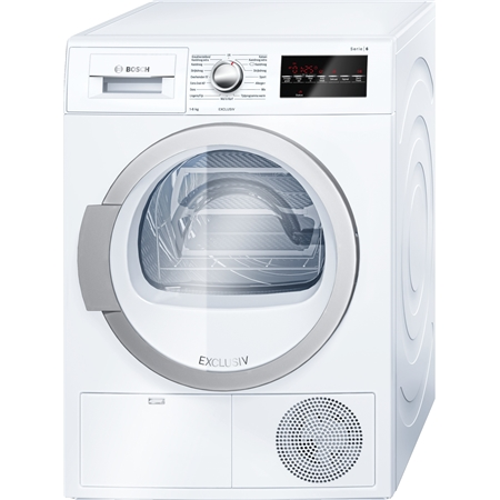 Bosch WTG86480NL Exclusiv Serie 6 condensdroger
