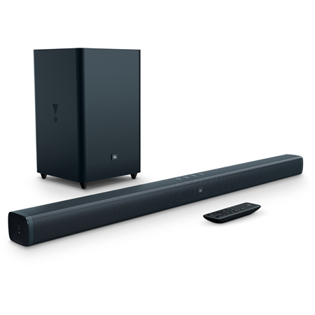 JBL Bar 2.1 zwart