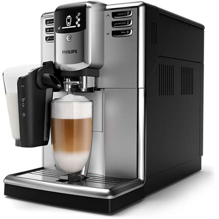 Philips EP5333/10 LatteGo zilver