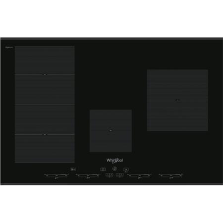 Whirlpool SMC 774 F/BT/IXL inductie kookplaat