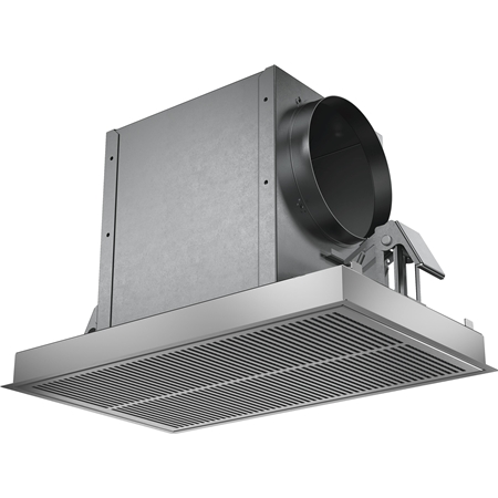Siemens LZ20JCC50 CleanAir recirculatie module plafondunit RVS