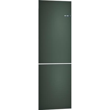 Bosch KSZ1AVH10 Deurfront voor VarioStyle koel-vriescombi 186 cm parelgroen-groen