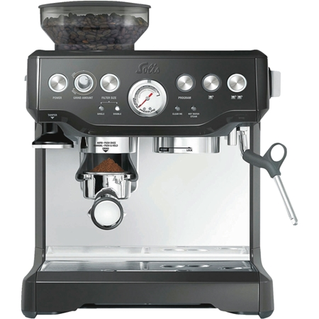 Solis Grind & Infuse Pro (Type 115/A) zwart