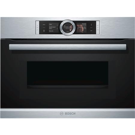 Bosch CMG636NS2 Exclusiv Inbouw Oven met magnetron