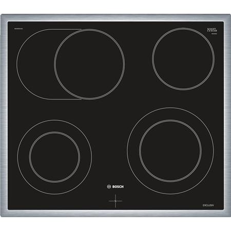 Bosch NKH645GA1M Keramische Kookplaat t.b.v. inbouwfornuis