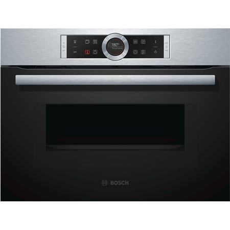 Bosch CMG633BS1 inbouw combi oven