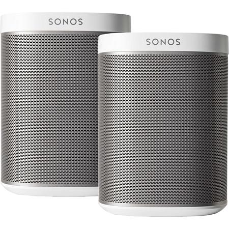 2x Sonos Play:1 (bundel)