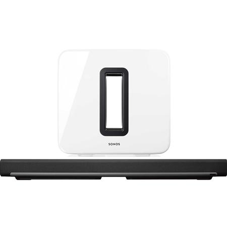 Sonos Playbar + SUB (bundel)