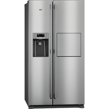 AEG RMB66111NX NoFrost Amerikaanse koelkast