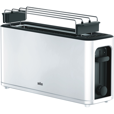 Braun HT 3110 WH PurEase broodrooster
