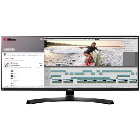 LG 34UM88C-P UltraWide Quad HD Monitor