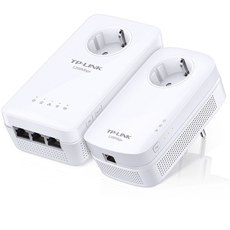 TP-Link TL-WPA8630P Kit wifi Powerline adapters