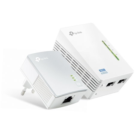 TP-LINK TL-WPA4220KIT WiFi 500 Mbps powerline 2 adapters