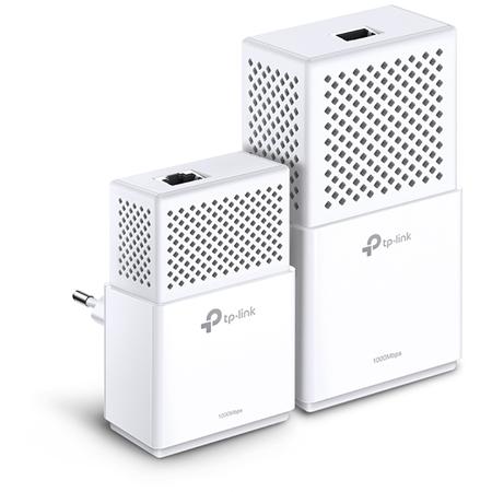 TP-LINK Powerline TL-WPA7510 Kit 1000 Wifi Mbps 2 adapters