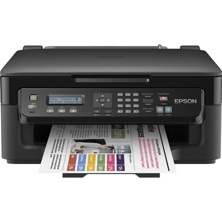 Epson WorkForce WF-2510WF zwart