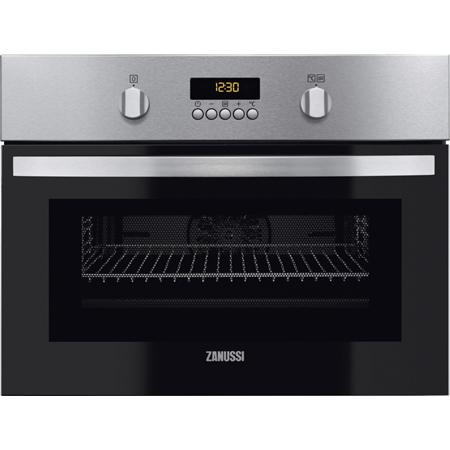 Zanussi ZNF44X inbouw combi oven