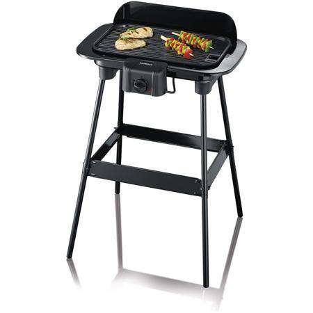 Severin PG8522 zwart Barbecue