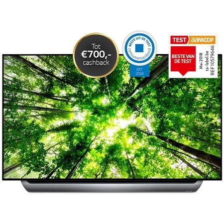 LG OLED55C8P 4K OLED TV