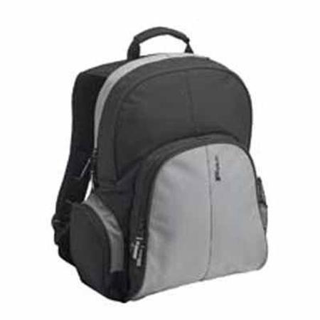Targus Notebook carrying backpack - 16 inch zwart-grijs