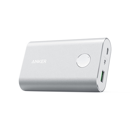 Anker PowerCore+ 10050 with QC 3.0 & Power IQ