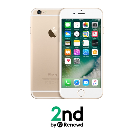 Apple iPhone 6 64GB Premium Refurb Gold