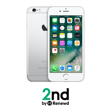 Apple iPhone 6S 16GB Premium Refurb Silver