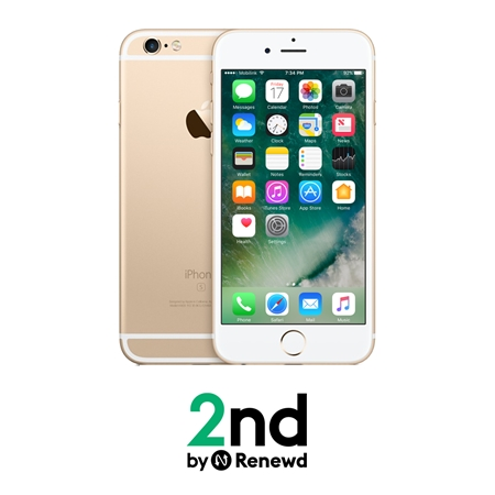 Apple iPhone 6S 64GB Premium Refurb Gold