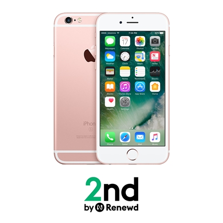 Apple iPhone 6S 64GB Premium Refurb Rosegold