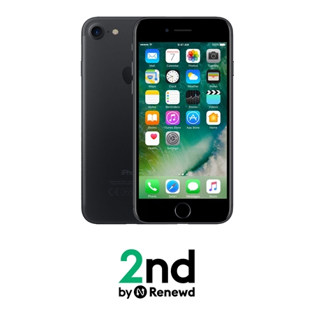 Apple iPhone 7 128GB Premium Refurb Zwart