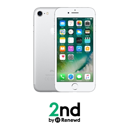 Apple iPhone 7 256GB Premium Refurb Zilver