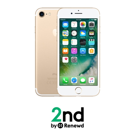Apple iPhone 7 128GB Premium Refurb Gold