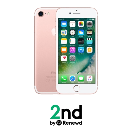 Apple iPhone 7 128GB Premium Refurb Rosegold