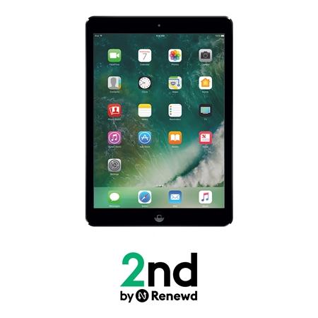 Apple iPad Air 1 Wifi 16GB Premium Refurb Black