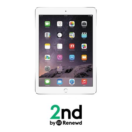 Apple iPad Air 2 WiFi 16GB Premium Refurb Silver