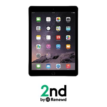 Apple iPad Air 2 WiFi 16GB Premium Refurb Space Gray