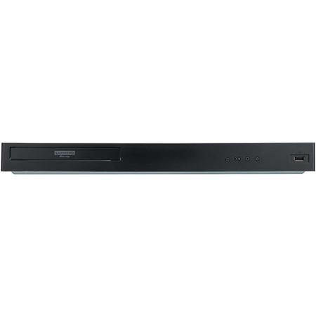 LG UBK80 UHD Blu-ray speler