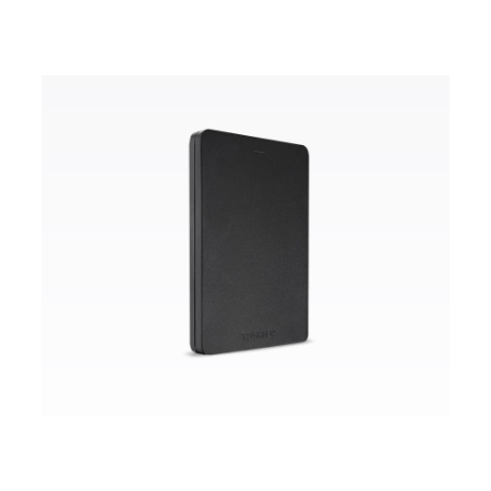 Toshiba Canvio Alu Black 1TB zwart