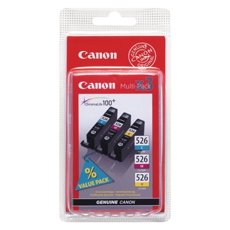 Canon CLI-526 CMY meerkleurig