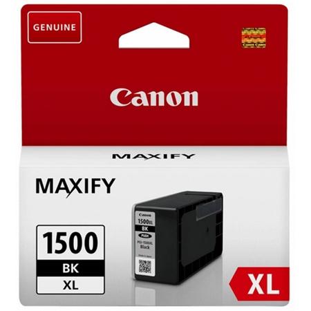 Canon PGI-1500XL BK zwart