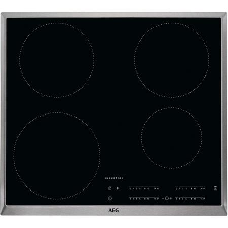 AEG IKB64401XB Hob2Hood 60 cm inductie kookplaat